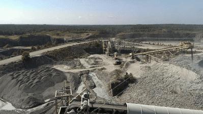 Quarry Filter Press remove settling ponds