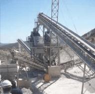 sand and gravel belt press