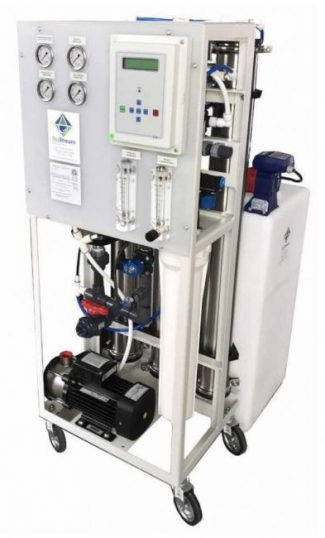 Design Specifications for Central Sterile Water Systems