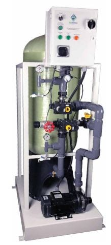 CT70 Filtration Unit