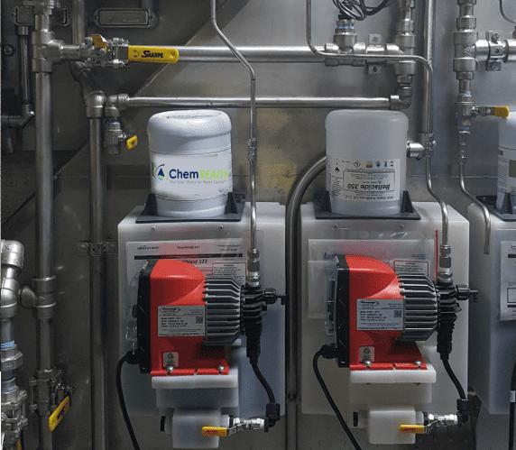 Tank Dispenser