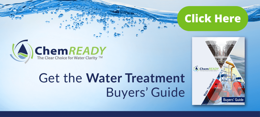 Water Treatment Buyer's Guide advertisement